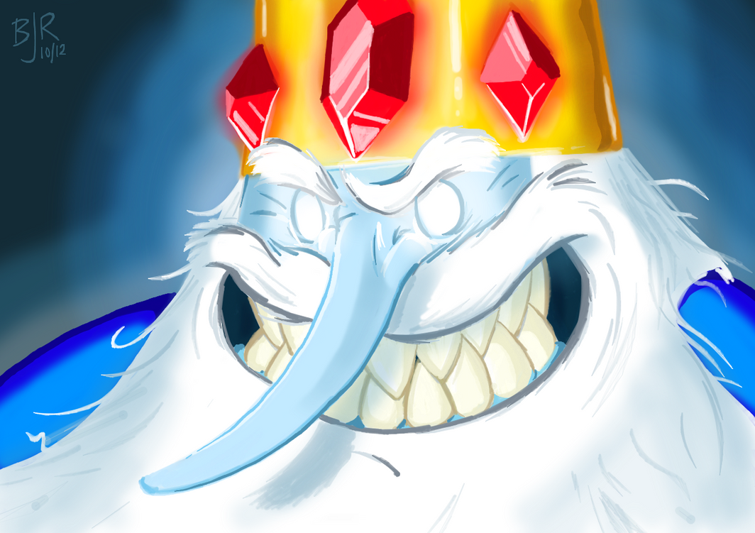 the Ice King by erikjdurwoodii
