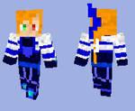 Minecraft Skins - Vivio Takamachi