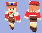 Rorolina - Atelier Rorona Minecraft skin