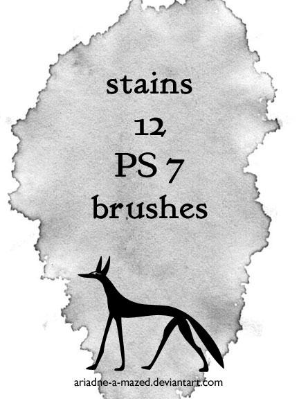 stains by ariadne-a-mazed