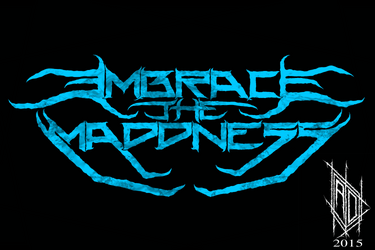 EMBRACE THE MADDNESS logo