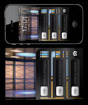 Star Trek iPhone Wallpaper Series: Transporter