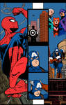 A Spider Man annual 37 page22 by PauloSiqueira Fla