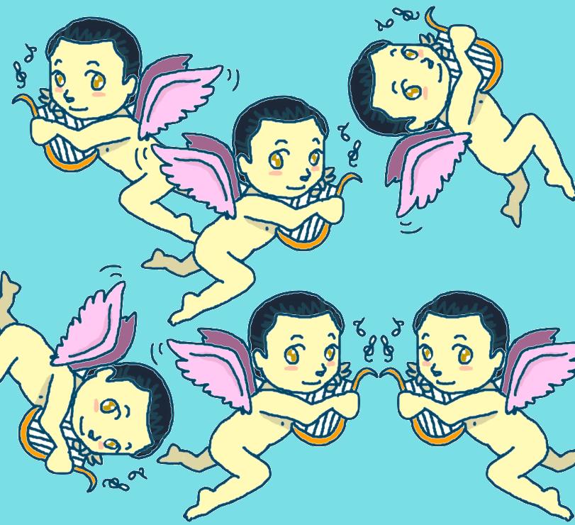 Angel Data by datafukuchan