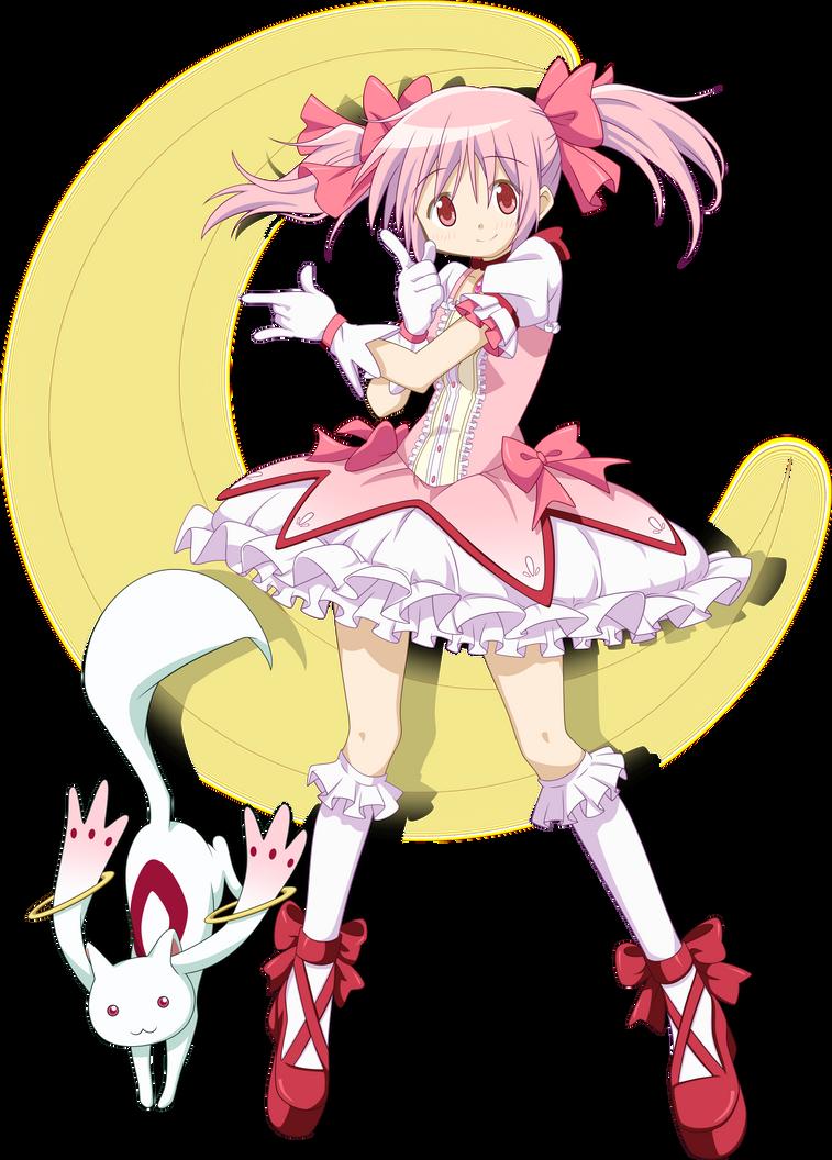 Sailor Madoka Vector