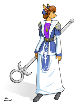 Grace from Shining Force 3