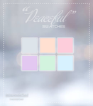 Swatches-Peaceful