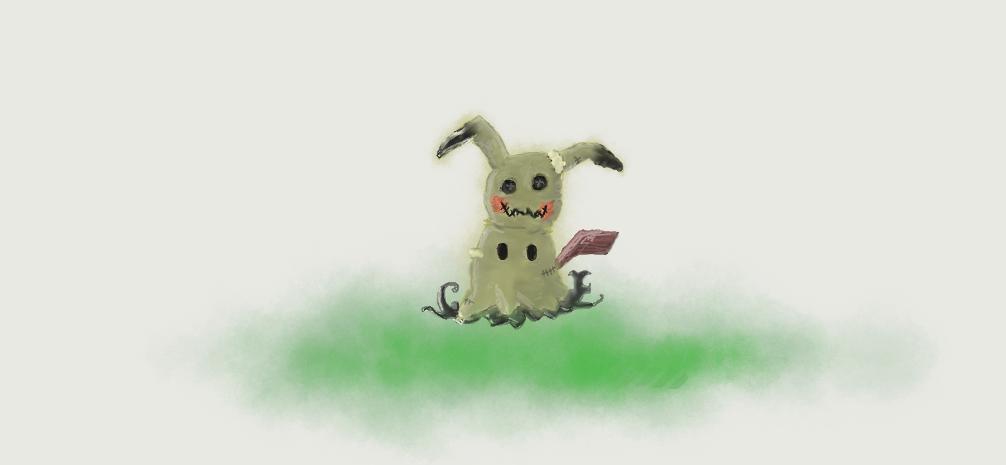 Mimikyu by PokemonFan151