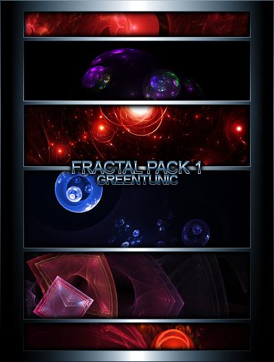 [RECURSOS] Fractal Pack