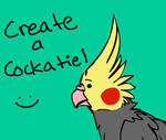 Create a Cockatiel