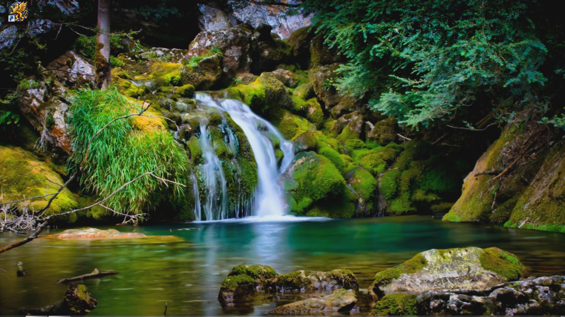 Waterfall wallpaper - 654741
