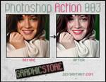 Photoshop Action 003