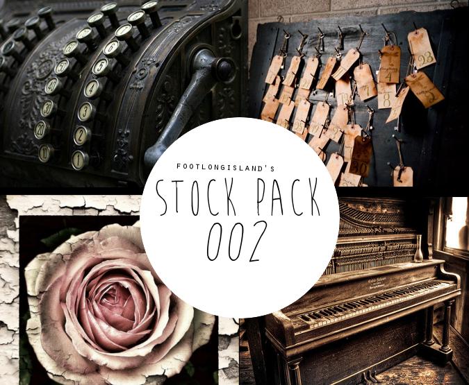 stock pack 002 (20 medium-large stocks) by footlongisland