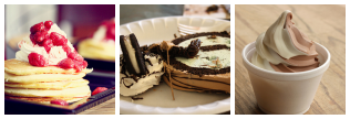 desserts by cocainebluesnet