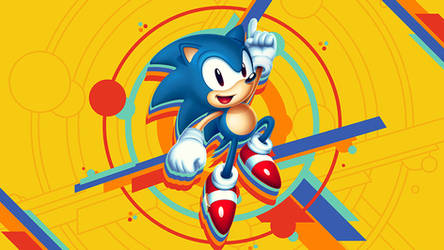Sonic Mania 4K Wallpapers