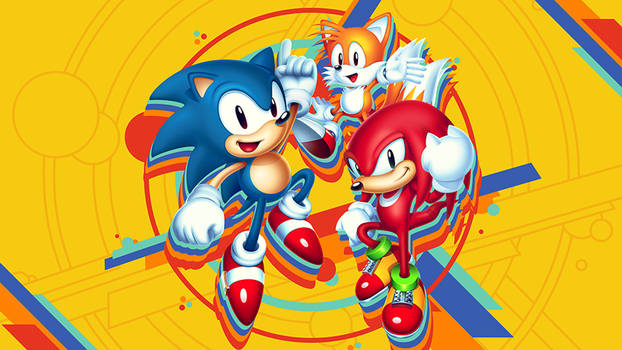 Sonic Mania 4K Wallpapers 2