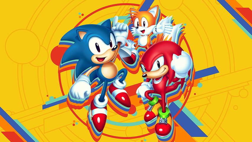 Sonic Mania 4K Wallpapers 2 by Casval-Lem-Daikun on DeviantArt