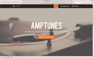 Winamp: Amptunes 6.1 by Ratchet-lombris