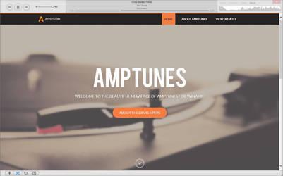 Winamp: Amptunes 6.1 by Ratchet-lombris