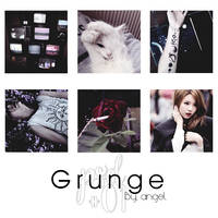 O1 Grunge PSD Coloring | By: Angel