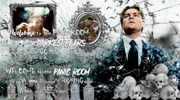 Leonardo DiCaprio - Panic Room