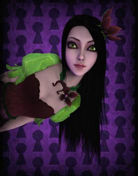 Alice like Rapunzel