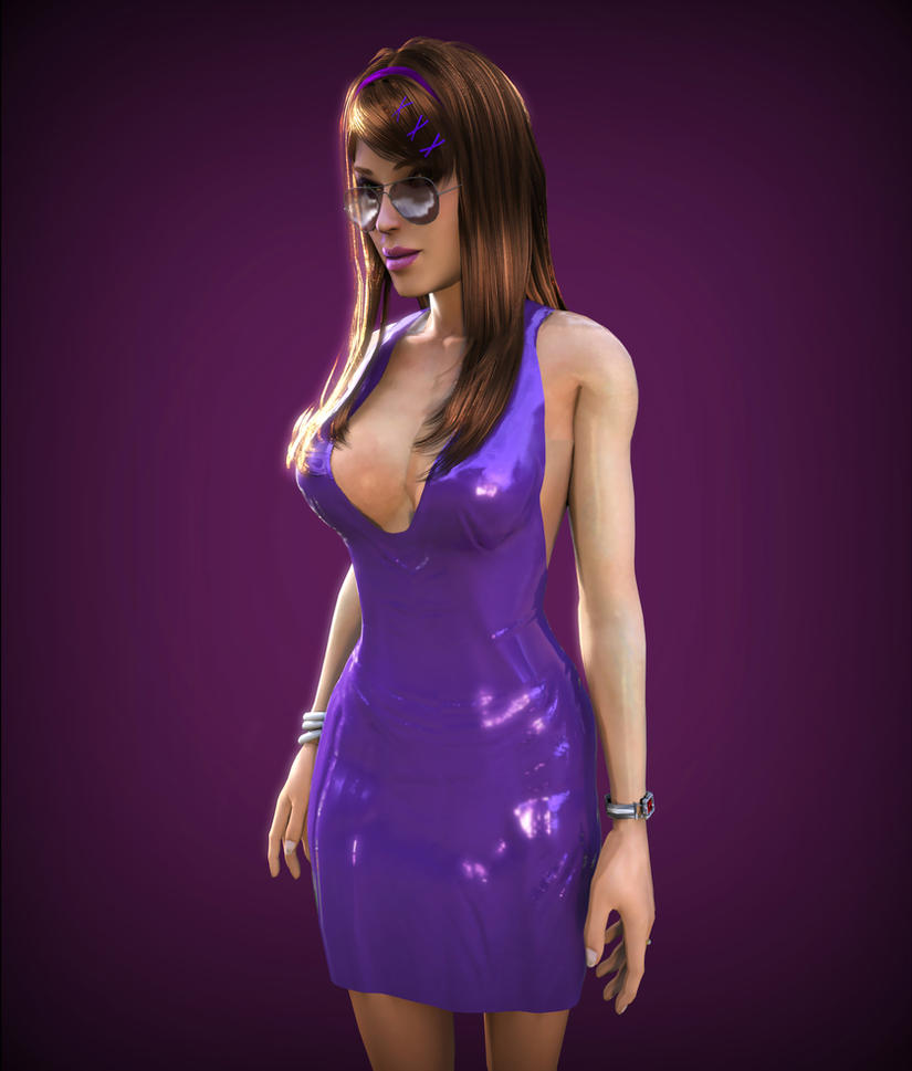 lara as daphne blake by shyngyskhan on deviantart