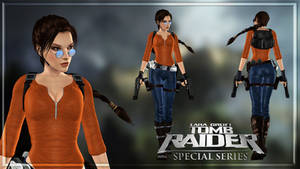 Tomb Raider: Special Series - New Journey by Shyngyskhan