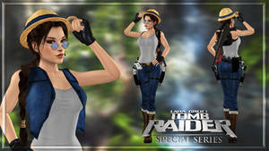 Tomb Raider: Special Series - Lara Discoverer by Shyngyskhan