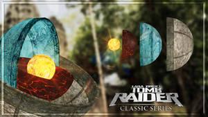 Tomb Raider: Classic Series - Iris by Shyngyskhan