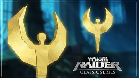 Tomb Raider: Classic Series - Seraph by Shyngyskhan