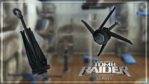 Tomb Raider Series - Grapple by Shyngyskhan