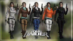 Tomb Raider: Special Series - Classic Pack by Shyngyskhan