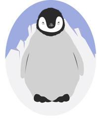 baby penguin by shuallyo