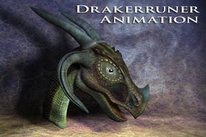 Drakerruner 3D animation by Marqoni