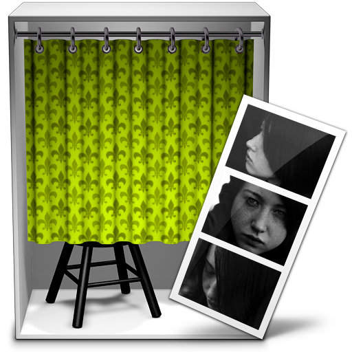 Photo Booth ICNS by m337m31nm0n74uk