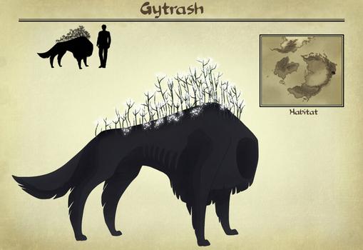 Arcem alva ~ FF ~ Gytrash by ProfessionalVillain