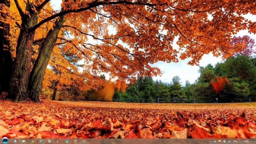 The Autumn Theme Windows 8 by Adyss88 by Andrei-Azanfirei