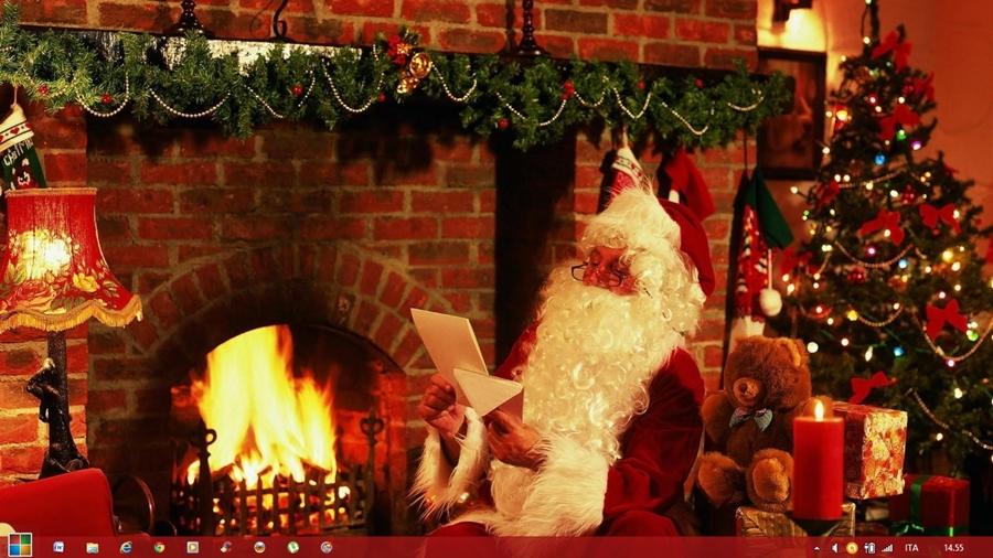 Christmas Theme Windows 8 by Adyss88