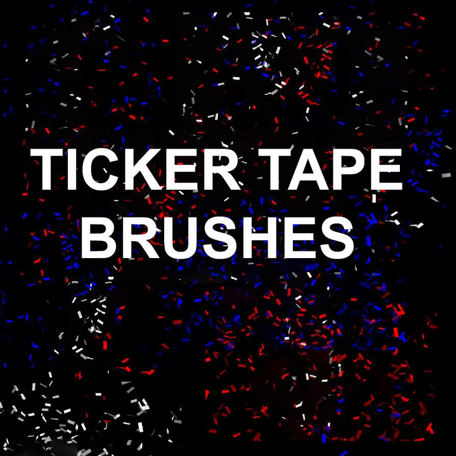 confetti brush photoshop