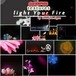 light your fire textures by Komaldesignz