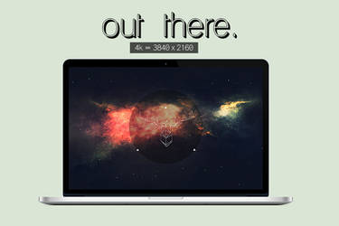 out there.