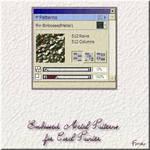 fmr -  Embossed Metal Pattern by fmr0