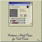 fmr -  Embossed Metal Paper by fmr0