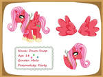 E4 From MLP bridding gird drawn! by I-Love-All-Furries