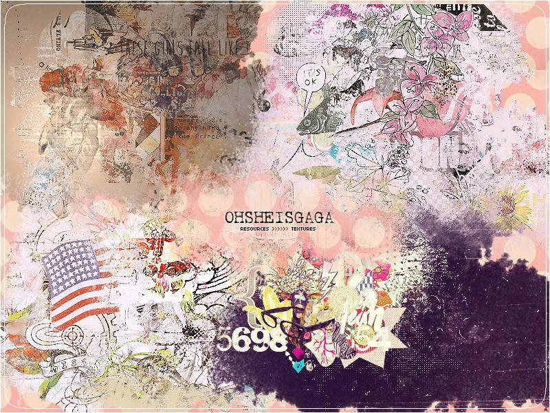 Texture Pack OO3. by OhsheisGaga