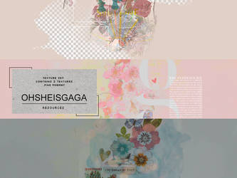 Texture Pack OO9. by OhsheisGaga
