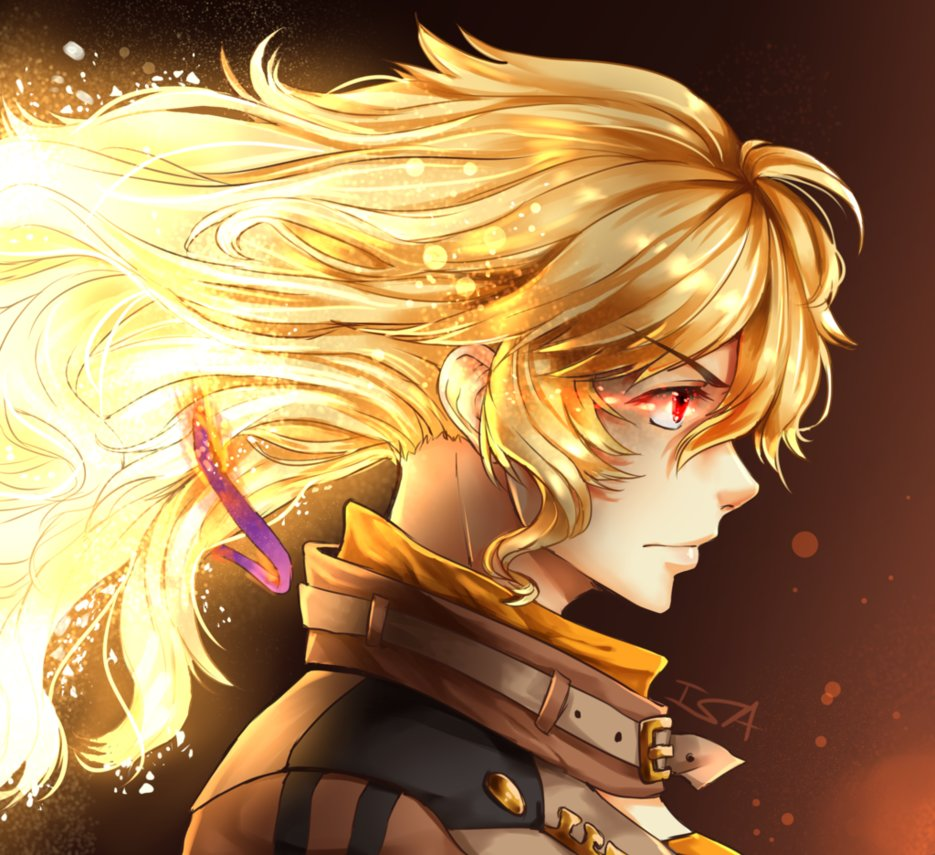 Yang Xiao Long Wallpaper: RWBY: Yang X Male Reader Volume 3 Chapter 6 By TheNessY21