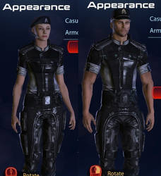 black shiny leather alliance casual outfit by charming-mushroom