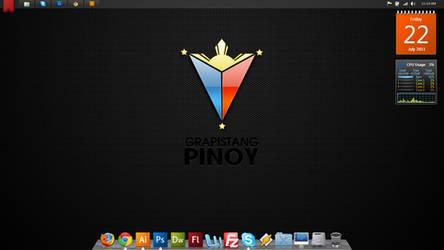 Grapistang Pinoy Desktop by shoden23